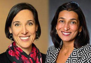 Drs. Jennifer Mersereau and Suleena Kaira