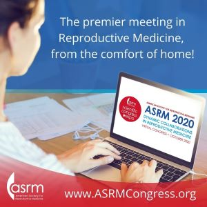 The premier meeting in Reproductive Medicine